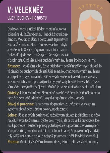tarot velekněz