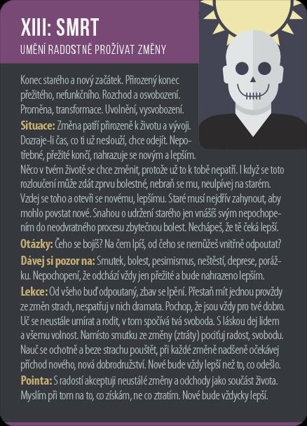 tarot smrt